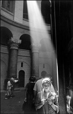 adanvc:  Jerusalem, Israel, 2000. by Larry Towell