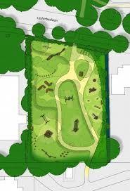 Afbeeldingsresultaat voor plattegrond van een speeltuin