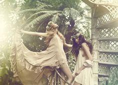 signe vilstrup photography | Garden Party | Signe Vilstrup #photography | ... | Ethereal Decadence