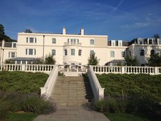 Coworth Park, part of the Dorchester collection.