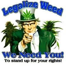 Another well known symbol supporting legalization of weed.