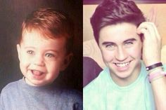 still cute now. And then love u so much  @Nash Grier