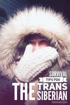 Hit 'visit' to see my tips and tricks for surviving the great train adventure on the Trans Siberian Railway.   Tyumen, Irkutsk, Siberia, Russia