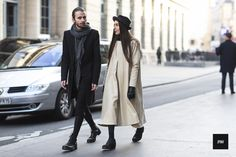 Me and Patrick during Paris Mens Fashion Week #egg #paulharnden #maurizioamadei #ceciliamusmeci #leparadox - Egg, Eggshop, Maurizio Amadei, Paul Harnden, Carol Christian Poell