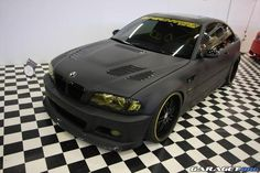 Matte Black M3 - BMW M3 Forum.com (E30 M3 | E36 M3 | E46 M3 | E92 M3) my dream car... I'm in love with this