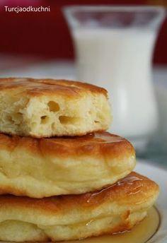 Breakfast Dishes, Breakfast Recipes, Snack Recipes, Dessert Recipes, Cooking Recipes, Snacks, Polish Desserts, Polish Recipes, Polish Food