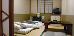 traditional Japanese apartment and I would fine with it