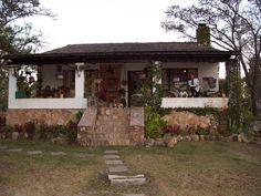 Farm house with verandah