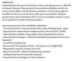 """25/05/16 Blog """"La Caracola"""" D.I.M. - Diario de Información del Mar http://aprocean.blogspot.com.es/ ¿Que es Aprocean y que actividades promociona?"""