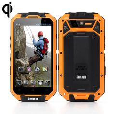 iMann i3 Rugged android Smartphone with wireless charging http://www.tabletland.com/china-wholesale-mobile-phones-iman-i3-wireless-charging-rugged-smartphone-smart-touch-ip68-waterproof-13mp-rear-camera-orange.html