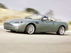 World Of Classic Cars: Aston Martin DBAR1 by Zagato 2003 - World Of Class...
