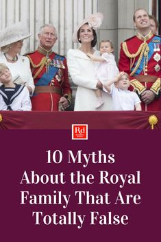 From the silly to the scary, these myths on the royal family have thousands fooled.