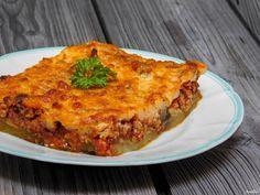 Flavours of Amellia: Řecká musaka Musaka, Lasagna, Ethnic Recipes, Den, Blog, Blogging, Lasagne