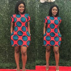 The complete pictures of latest ankara short gown styles of 2018 you've been searching for. These short ankara gown styles of 2018 are beautiful African Fashion Ankara, Latest African Fashion Dresses, African Dresses For Women, African Print Fashion, African Attire, Africa Fashion, Ankara Short Gown Styles, Short Gowns, Ankara Gowns