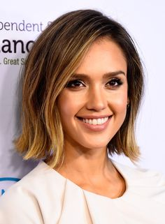 Actrees Jessica Alba  arrives at The Independent School Alliance For Minority Affairs Impact Awards Dinner - Arrivals at Four Seasons Hotel Los Angeles at Beverly Hills on March 17, 2015 in Los Angeles, California.
