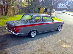Ford Cortina My first car a Mk 1 Cortina                                                                                                                                                                                 More