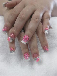 3D Nail Art | 3D Nail Art Bows - Nails Style Photo Gallery ... - 3d nail art ...