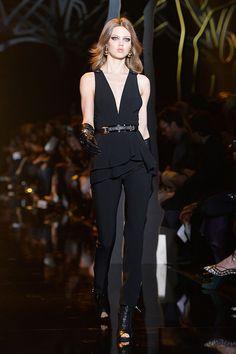Elie Saab Paris Fashion Week Autumn/Winter 2015 Runway