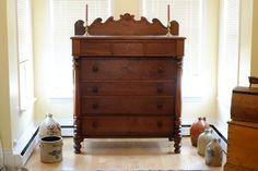 Western Ontario Dresser c.1860