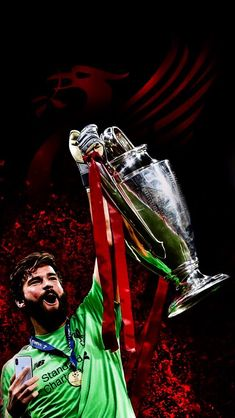 Our saviour Ramses, English Premier League, Liverpool Football Club, Walking Alone, Uefa Champions League, Goalkeeper, Iphone Wallpapers, Sports, England