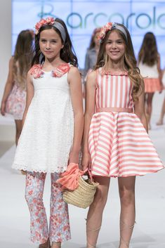 BARCAROLA SS 2017 * FIMI Kids Fashion Week June 2016