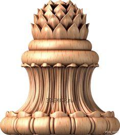 Wooden Flowers, Flower Stands, Cnc Machine, Interior Decorating, Sculpture, Antiques, Design, Craft, Antiquities