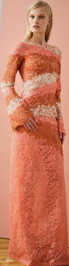 Vestido Curto Coral Laranja Babados Giovanna