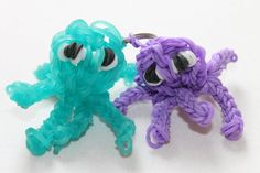 Rainbow loom Nederlands, Octopus