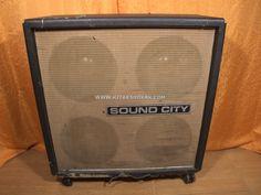 SOUND CITY 4x12 VINTAGE 60-70´S 122190 SPEAKERS VENTA-CAMBIO / SALGAI-ALDATZEKO / SALE-TRADE! 750€!! http://www.kitarshokak.com/listado.php?lang=en&id=1421&seccion=3