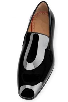 Patent Flat Formal Shoes