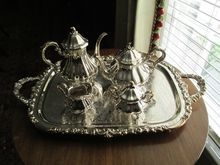Making crafts with vintage silverplate flatware