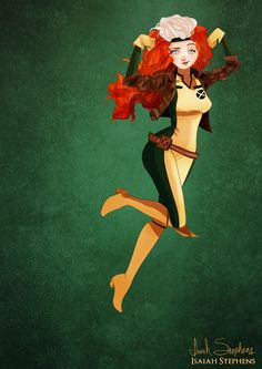 Princesses as Other Characters   The Mary Sue
