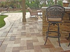 Patio Flooring Ideas: Whatu0027s Right For You? | Exteriors  Paddy Ou0027Furniture  | Pinterest | Flooring Ideas, Patios And Decking
