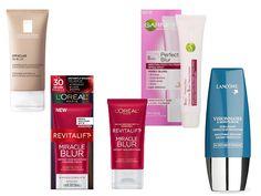 Os cosméticos com blur começam a ganhar as prateleiras  ||  Créditos: Divulgação Blur, Photoshop, Lancome, Sunscreen, Shampoo, Facial, Hair Beauty, Personal Care, Bottle