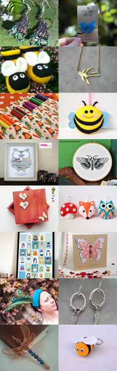 Things With Wings by Katie on Etsy--Pinned with TreasuryPin.com