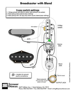 the world's largest selection of free guitar wiring diagrams  humbucker,  strat, tele, bass and more!