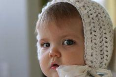 Crochet Bonnet - Free Pattern