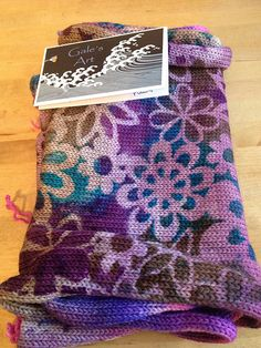 Ravelry: Gale's Art Single Knit Sock Blank