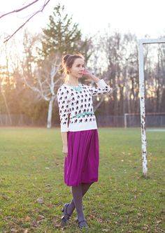 ModaMama: Return To My Roots with @ModCloth