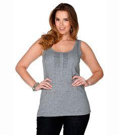 Top by Benize http://www.benize.es/new-arrival/camisetas-y-tops/top-jaretado-de-mujer-245040-1T3-T3-nN010100.htm