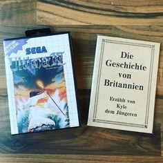 #Sega #UltimaIV @Sega #MasterSystem #Ultima #CIB #LordBritish #Dortmund #retromaniac #Origin #OriginSystems #RetroGamer http://ift.tt/2p9VDmy