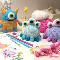 new-monsters