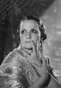 Lubov Egorova was born in St. Petersburg, Russia. She studied ballet at the Imperial Theatre School in St. Petersburg with Ekaterina Vazem, Enrico Cecchetti and Anna Johansson. After retiring from the stage, she taught as head of the Ballet Russe school in Paris from 1923-1968,and founded the Ballets de la Jeunesse(ru) company in 1937. She received the Chevalier de l'Ordre des arts et lettres in 1964.Notable students included Serge Lifar, Anton Dolin,and Yvonne Mounsey.