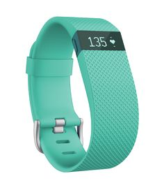 Fitbit Charge HR // Goals to be fit and exercising enough and loving it to validate buying one of these.