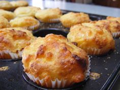 Annabel Karmel carrot & cheese muffins