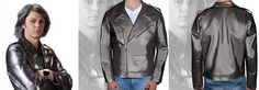 """For Fashionable Boys """"Top Leather Factory"""" Present's The Most Current Most Newest, X Men Apocalypse Evan Peters Quicksilver Leather Jacket. The Eye Catching Quiksilver jacket will Shine Your Personality When You Wear it This Outfit is Made up of Synthetic Leather and it has viscose lining so give Your Personality new and Positive Change. Available at Our Online Store Only $109.99.   #xmen #apocalypse #evanpeters #quicksilver #halloween #lovers #fans #boysfashion #boyscollection #menfashion"""