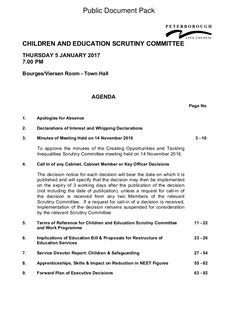"""Peterborough City Council STATES: """"The Sure Starts Centres were not closed by the LA, however management had transferred to other organisations. There had been no evidence that the change had any impact on school readiness."""" - The question is how do they assess this? https://plus.google.com/+DarrenFower1/posts/8e3EWbaeQ82"""