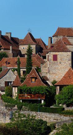 Loubressac, France