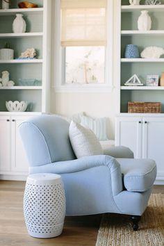 Serena and Lily Miramar Chair. Living room chair ideas. Serena and Lily Miramar Chair. #SerenaandLily #MiramarChair Rita Chan Interiors.