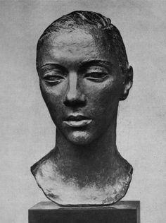 Sculpture Head, Sculpture Portrait, Paul Cadmus, Figurative Art, Sculpting, Fantasy, Statue, Fine Art, Artist